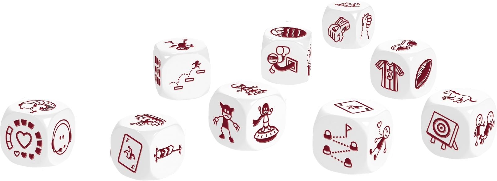 Story Cubes: Bohaterowie (nowa edycja)