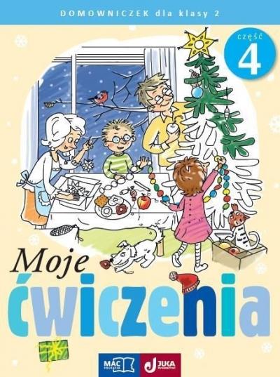 Moje ćwiczenia 2 Domowniczek Część 4 Faliszewska Jolanta, Lech Grażyna