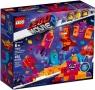 Lego Movie: Pudełko konstruktora Królowej Wisimi! (70825)Wiek: 6+