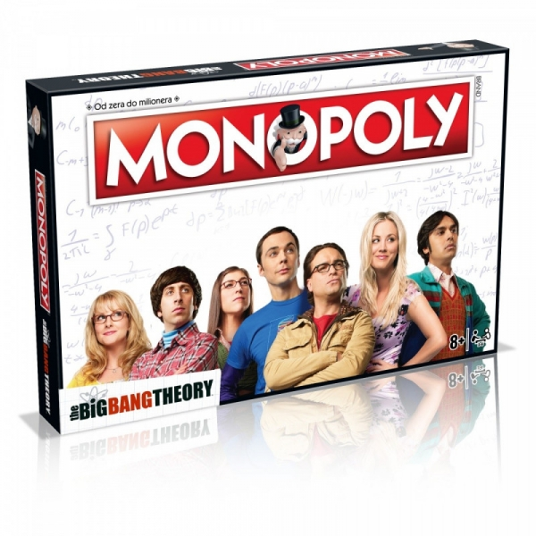 Monopoly Big Bang Theory PL (36115)