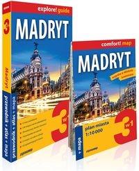 Madryt explore! guide praca zbiorowa