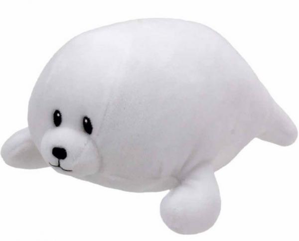 Maskotka Baby ty Tiny - biała foka (82011)