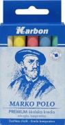 Kreda Marko Polo kolor 10/1 Karbon