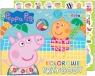 Peppa Pig. Zabawa w kolory.  Kolorowe przygody.