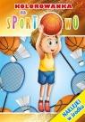 Kolorowanka na sportowo