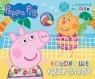 Peppa Pig. Zabawa w kolory. Kolorowe przygody cz2