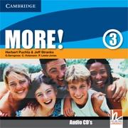 More! 3 Class CDs