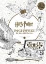Harry Potter Pocztówki do kolorowania