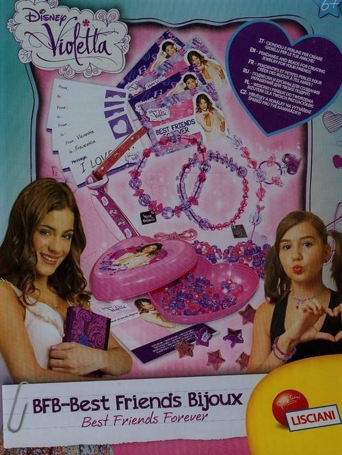 Violetta BFB Best Friends Bijoux Biżuteria (44115)
