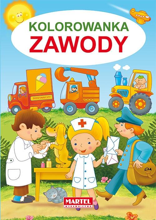 Kolorowanka Zawody Żukowski Jarosław