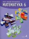 Matematyka 6 Zeszyt ćwiczeń podstawowych