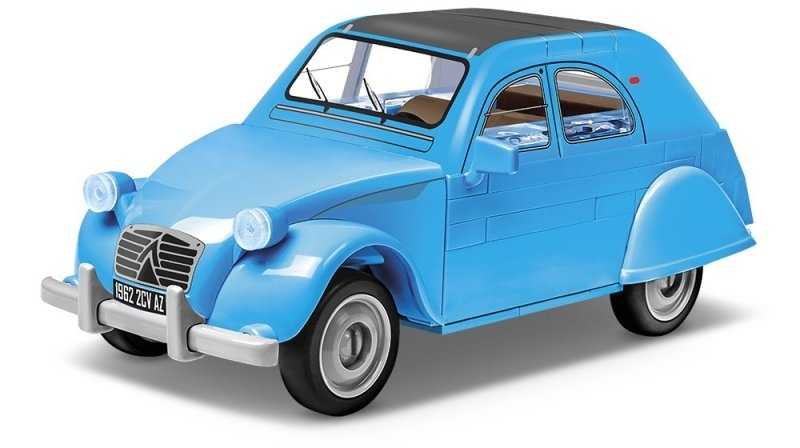 Cobi, Youngtimer Collection: Citroen 2CV Type AZ 1962 (24511)