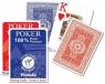Karty do gry Piatnik Poker 1 talia duże indeksy (1361)