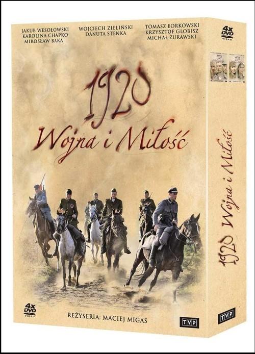 1920 Wojna i miłość Janusz Petelski, Robert Miękus