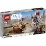 Lego Star Wars: T-16 Skyhopper kontra mikromyśliwce Bantha (75265)