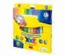 Kredki ołówkowe hexagonalne Astra 24 kolory lid 4mm (312120004)