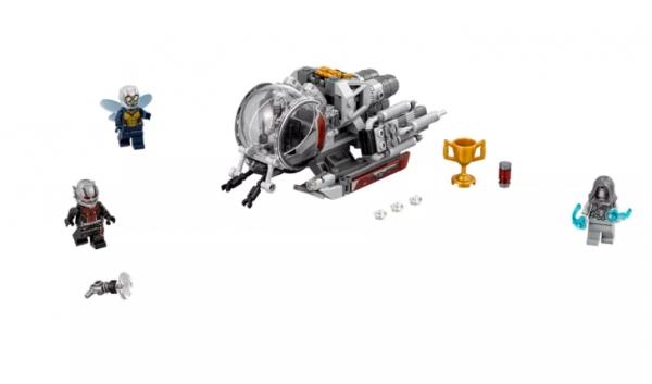 LEGO Super Heroes: Badacze kwantowej krainy (76109)