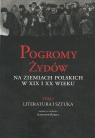 Pogromy Żydów na ziemiach polskich w XIX i XX wiek Tom 1