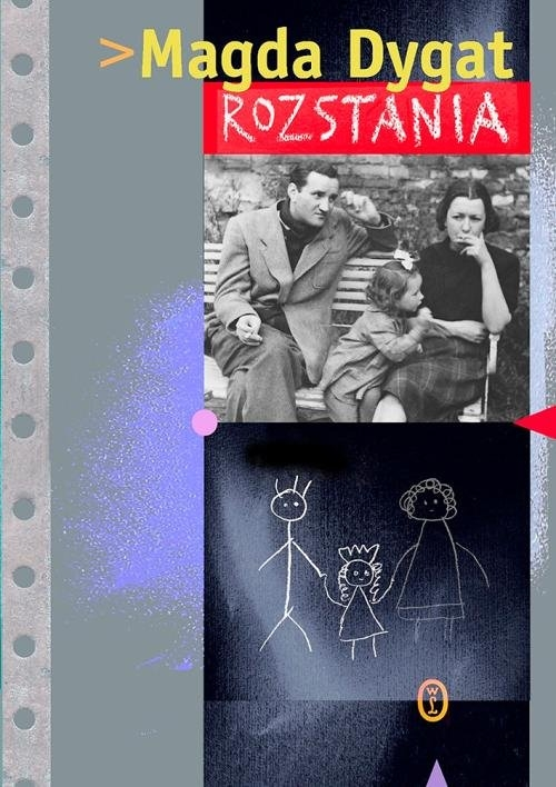 Rozstania Dygat Magda