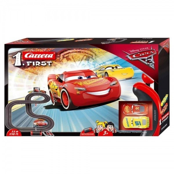 FIRST Disney Cars 3 (63011)