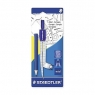 Cyrkiel szkolny z uniwersalnym adapterem do pisaków i ołówków (S 550 55)