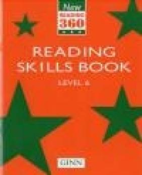 New Reading 360: Reading Skills Book Level 6 (Single Copy)