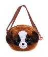 Ty Gear torba na ramię Duke - brązowo-biały pies (95111)