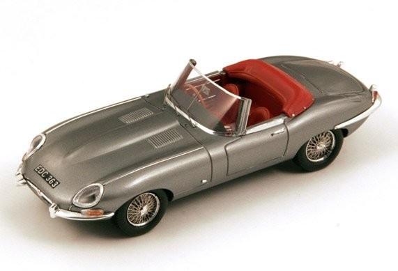 Jaguar E Type S1 1961 Road Version
