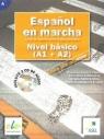 Espanol en marcha Nivel basico A1 + A2 podręcznik z 2 płytami CD