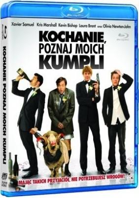 Kochanie poznaj moich kumpli (Blu-ray)