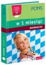 Pons Niemiecki w 1 miesiąc z płytą CD Lundquist-Mog Angelika