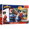 Puzzle 60: Waleczny Spider-Man (17311)