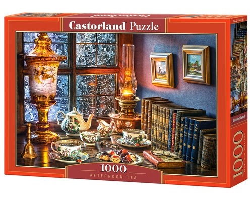 Puzzle Afternoon Tea 1000