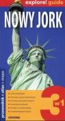 Nowy York 3w1 przewodnik+atlas+mapa