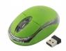Mysz bezprzewodowa usb Titanum condor tm120g zielona