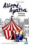 Alfred i Agatha Srebrna moneta