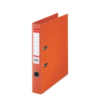 Segregator dźwigniowy Esselte No.1 Power A4/50 pomarańczowy (811440) .