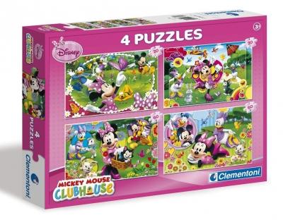 Puzzle 2x20 2x60 Auta 3 (07611)