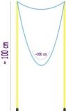 Sznurek PRO do wielkich baniek mydlanych (TU 3611)
