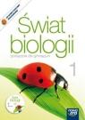 Świat biologii 1 Podręcznik z płytą CD Gimnazjum Kłyś Małgorzata, Stawarz Joanna