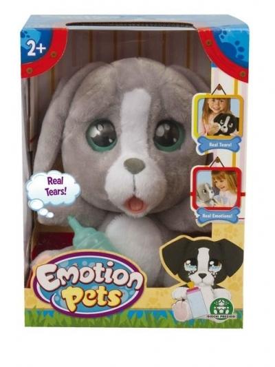 Emotion Pets - szary piesek (11775)