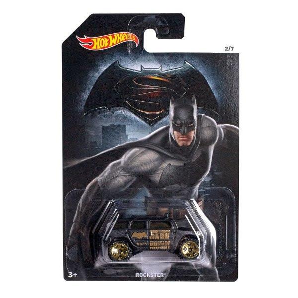 HOT WHEELS Batman V Superman samochód (DJL47)
