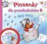 Piosenki dla przedszkolaka 5 Mój świat z płytą CD
