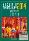 Egzamin gimnazjalny 2014 Chemia Vademecum  Kupczyk Bożena, Nowak Wiesława, Szczepaniak Maria Barbara