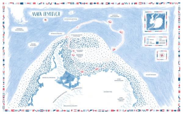Wyprawa Shackletona Grill William
