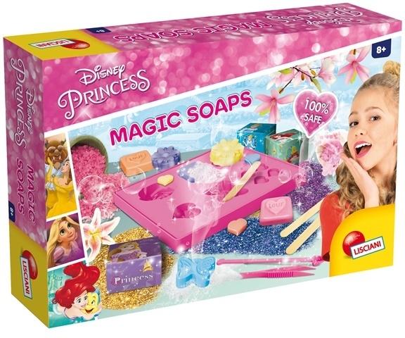 Disney Princess - Perfumowane mydełka (304-68036)