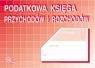 Podatkowa księga przychodów i rozchodów, Druki offsetowe Michalczyk I Prokop A5 (K-3u)