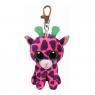 Maskotka-brelok Beanie Boos: Gilbert - różowa żyrafa (35011)