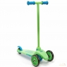 Lean to Turn Scooter - Green/Blue