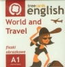 FISZKI Treecards World and Travel A1 Vocabulary